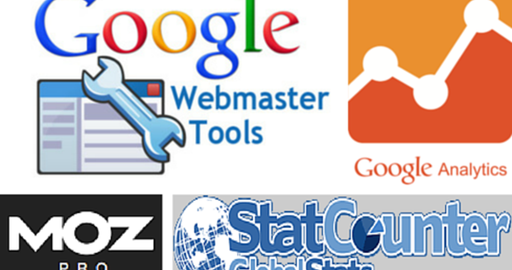 4 critical tools for web analytics & SEO