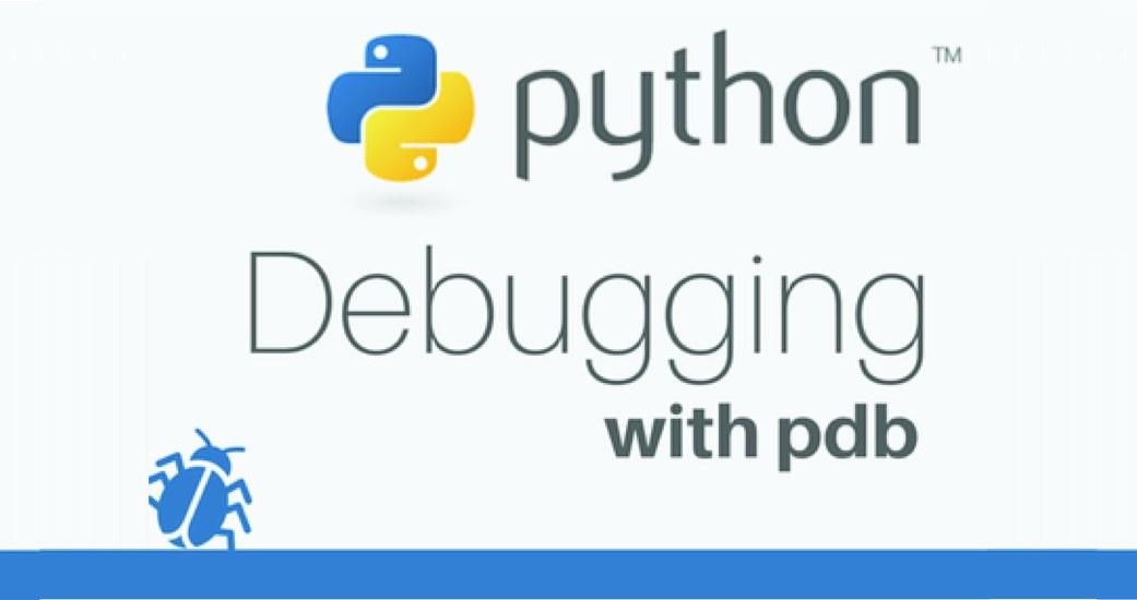 Debugging Python code with pdb