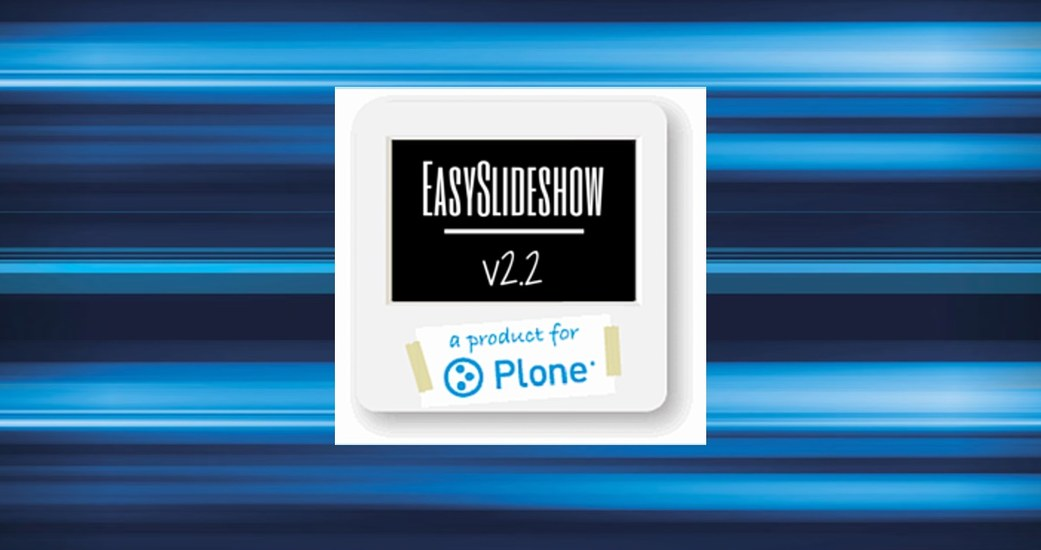 Displaying EasySlideshow on your Homepage with Diazo