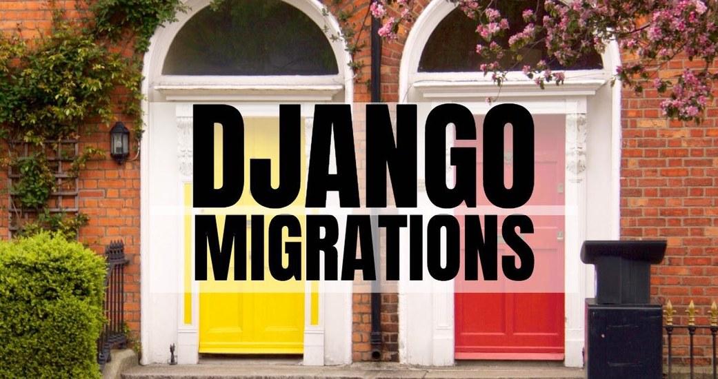 Django Commands: makemigrations or migrate?