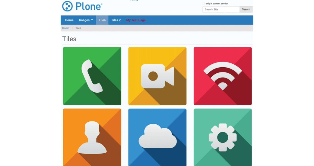 How to Build Mosaic Pages in Plone
