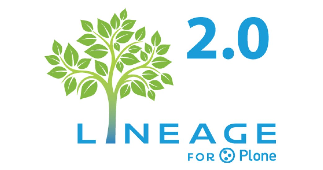 Lineage 2.0 for multisite is Plone 5 & Dexterity compatible