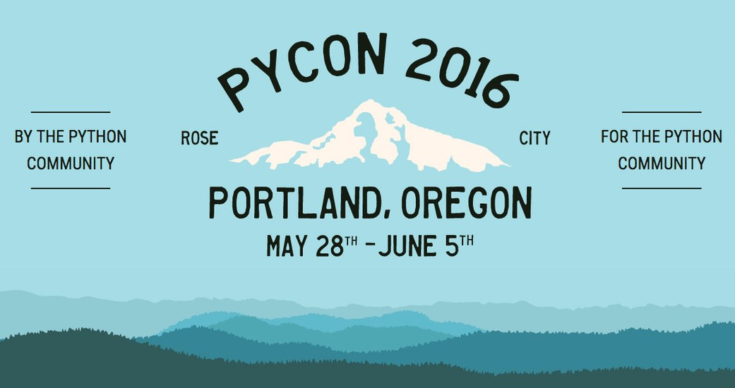 My Take-Aways From PyCon 2016
