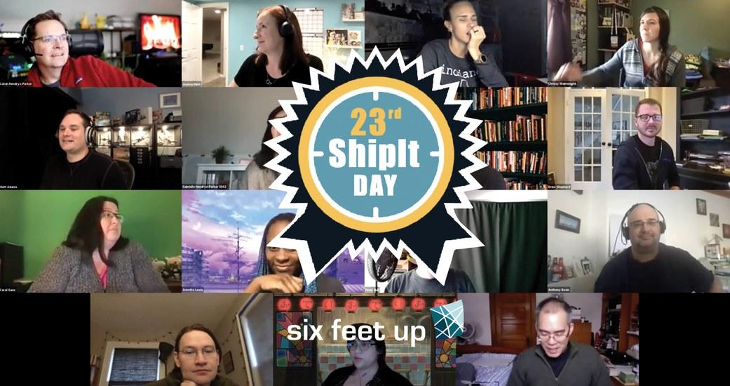 23rd ShipIt Day Recap