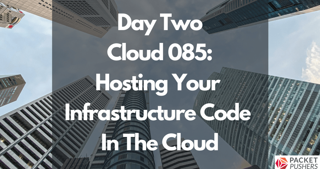 Six Feet Up CTO Featured on Day Two Cloud Podcast