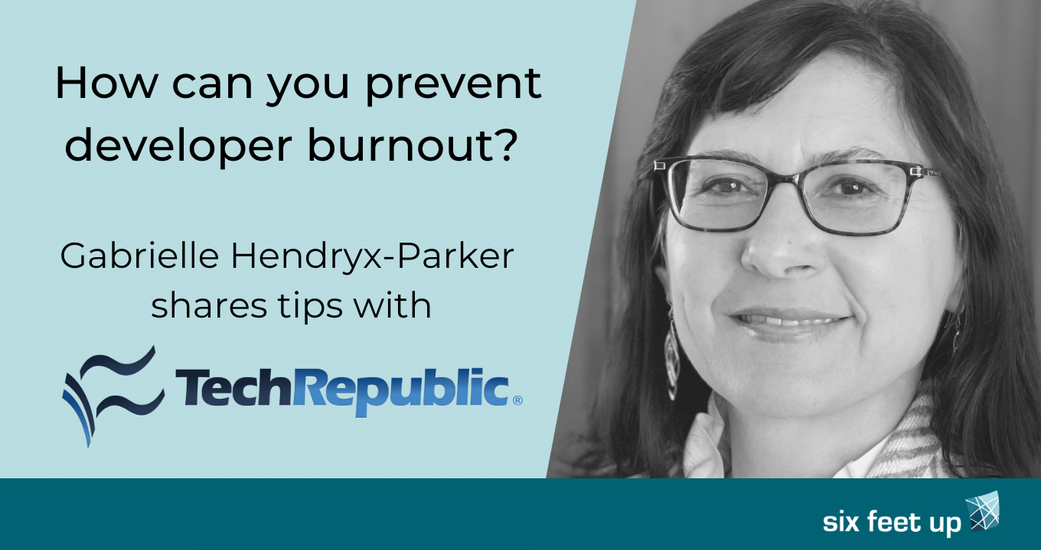 Developer burnout: How managers can recognize and prevent it