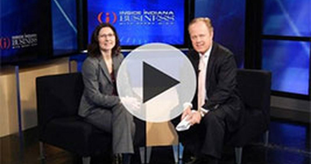 Six Feet Up CEO Featured on Inside Indiana Business