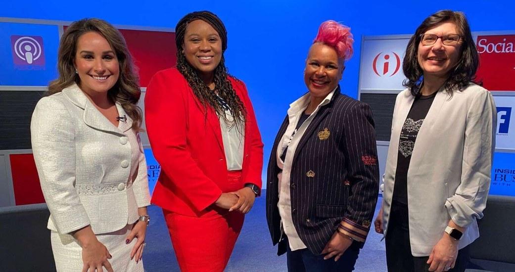 Six Feet Up CEO Talks Women In Tech on Inside INdiana Business
