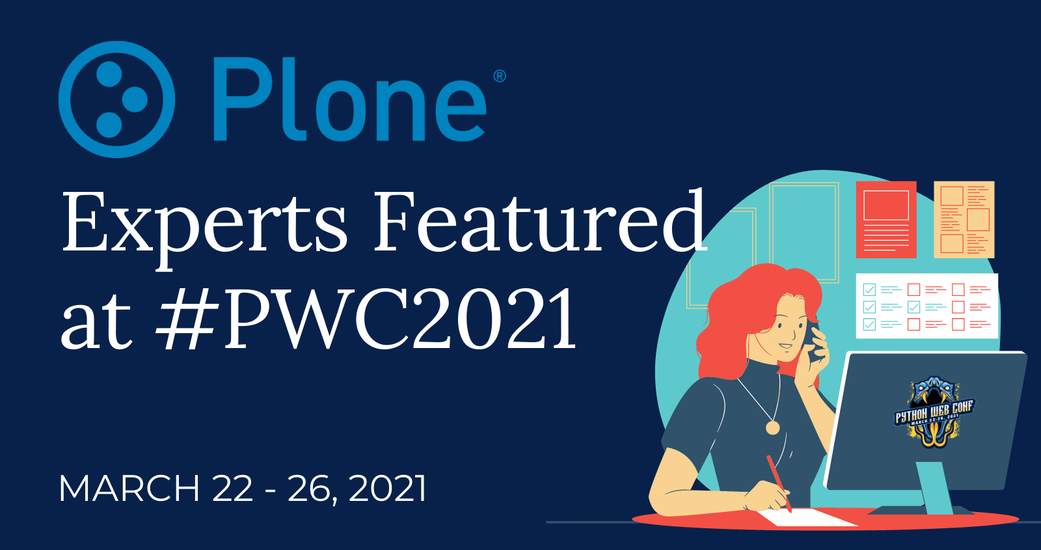 Plonistas Featured at 2021 Python Web Conference