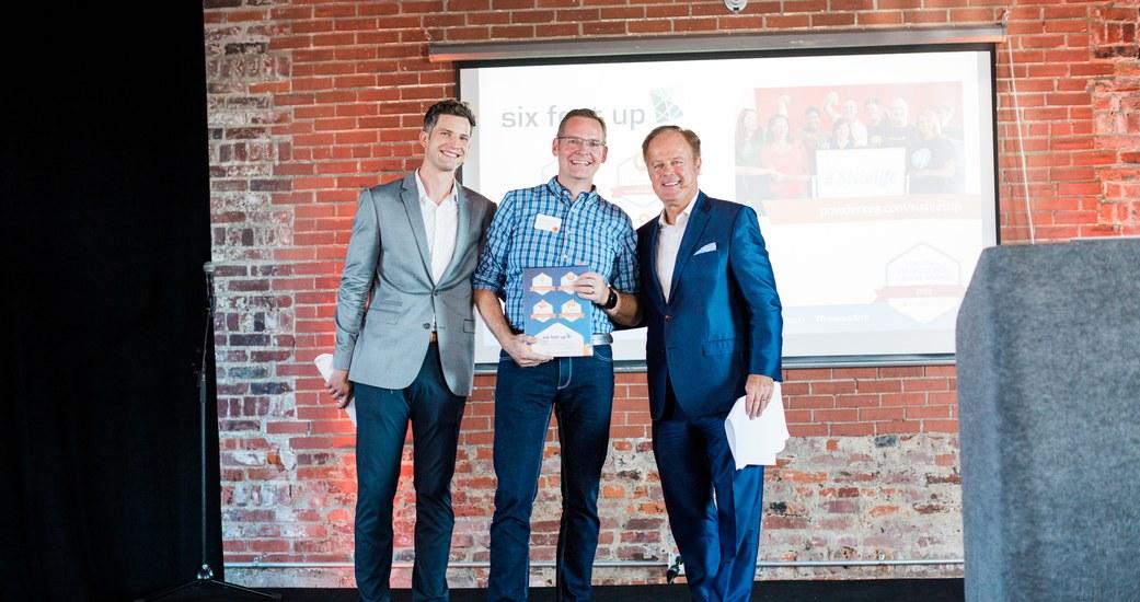 Six Feet Up Awarded 2019 Powderkeg Culture Award
