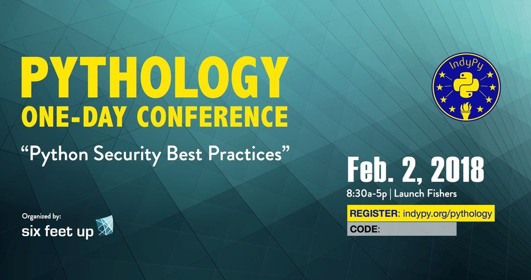 Six Feet Up Organizes Conference on Python Security Best Practices