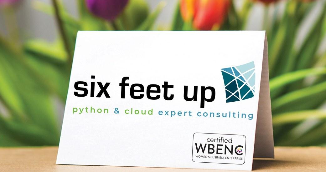 Six Feet Up Renews WBE Certification