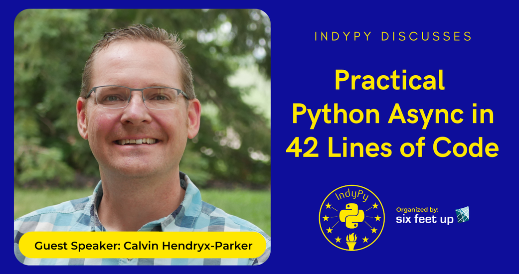 Super-Charge Python Async Abilities in 42 Lines of Code with IndyPy