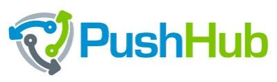 PushHub Logo