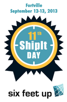 11th ShipIt Day Logo
