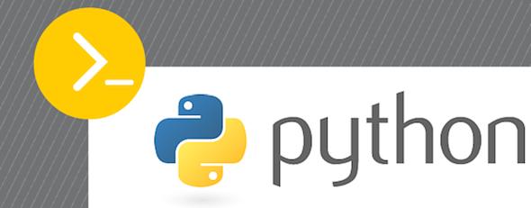 python command line header-590px