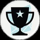 Trophy Badge