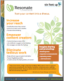 Resonate Web Brochure Image
