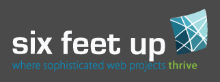 Six Feet Up new logo