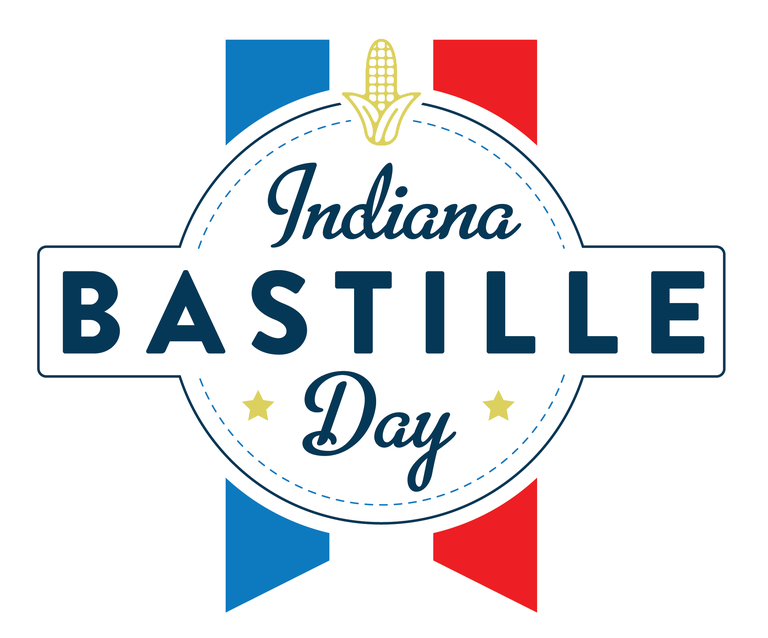 Indiana Bastille Day logo 2015