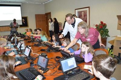 Passport to Hi-Tech Participants