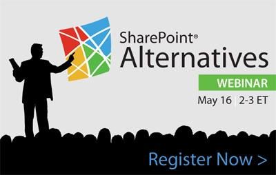 SharePoint Alternatives Webinar