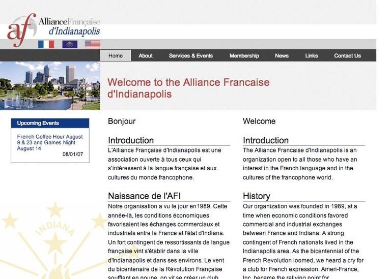 Alliance Francaise d'Indianapolis