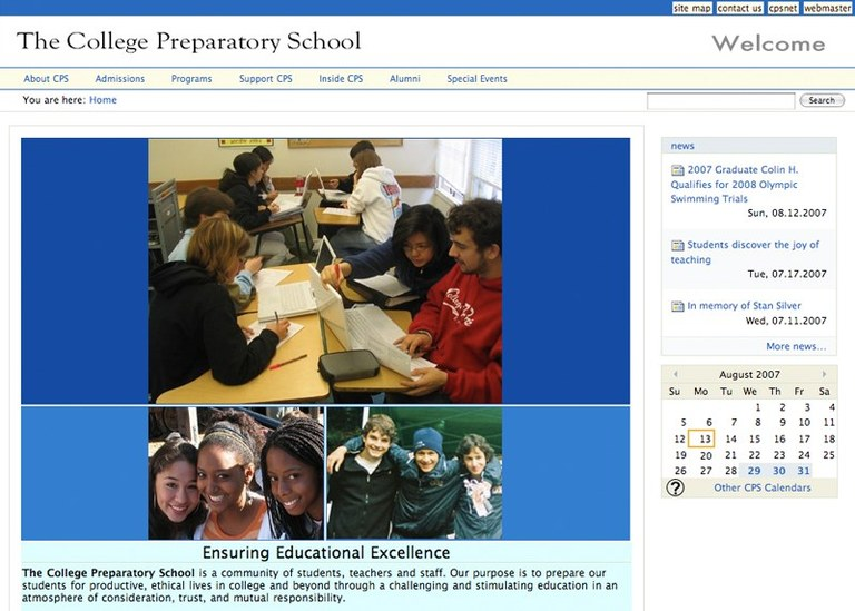 College Preparatory School