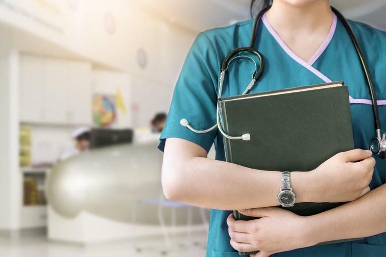 Django App for Nursing Student Applications