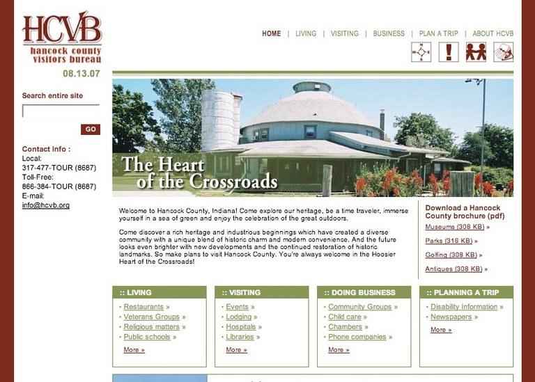 Hancock County Visitors Bureau