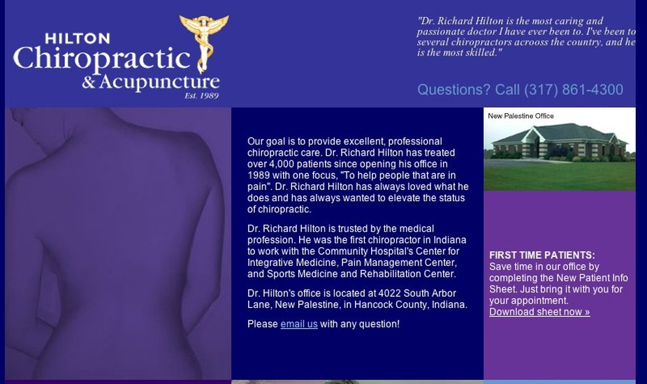 Hilton Chiropractic & Acupuncture