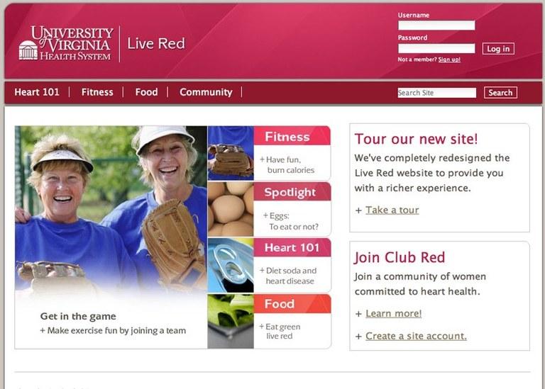 Club Red UVA