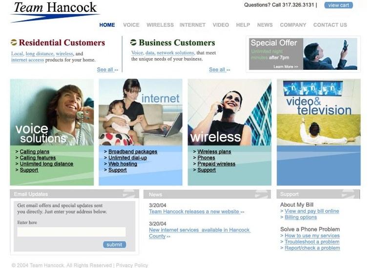 Hancock Telecom