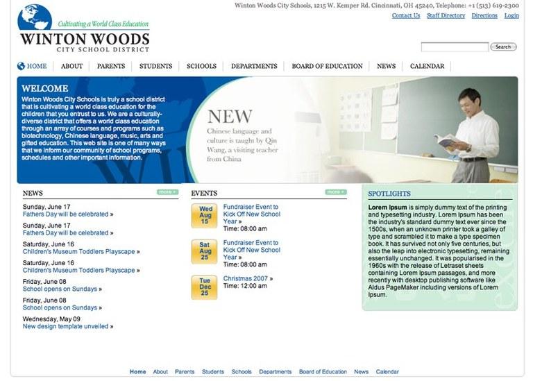 Winton Woods City Schools